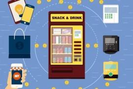 高校布置自动售货机应怎么做,饮料自动售货机商机有多大